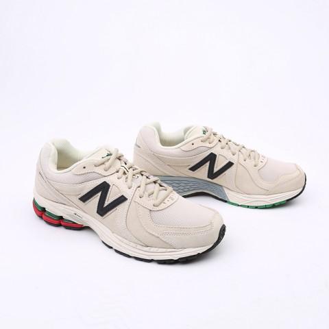 мужские бежевые  кроссовки new balance 860 ML860XG/D - цена, описание, фото 4