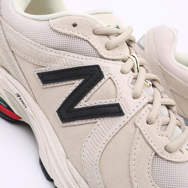 мужские бежевые  кроссовки new balance 860 ML860XG/D - цена, описание, фото 5