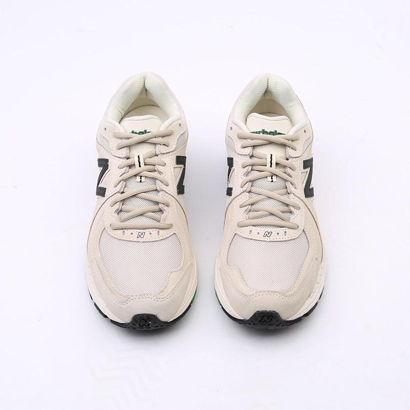 мужские бежевые  кроссовки new balance 860 ML860XG/D - цена, описание, фото 6