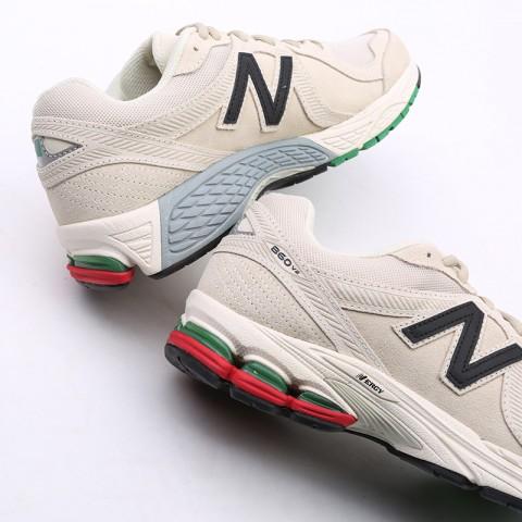 мужские бежевые  кроссовки new balance 860 ML860XG/D - цена, описание, фото 7