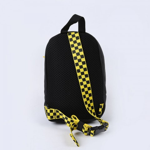 женский черный  рюкзак vans national geographic backpack VA4RGRBLK - цена, описание, фото 5