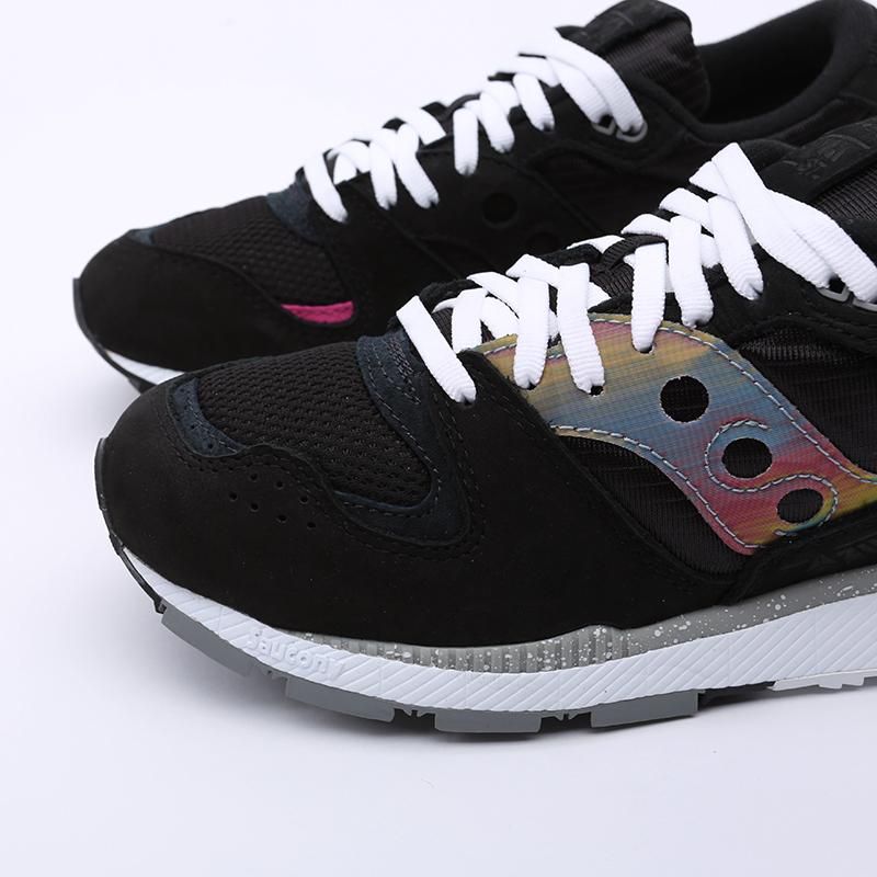 мужские чёрные  кроссовки saucony azura S704942 - цена, описание, фото 6