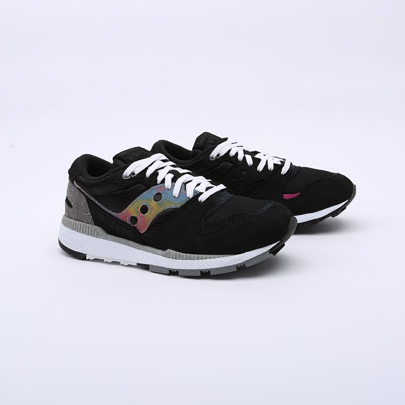 мужские чёрные  кроссовки saucony azura S704942 - цена, описание, фото 2