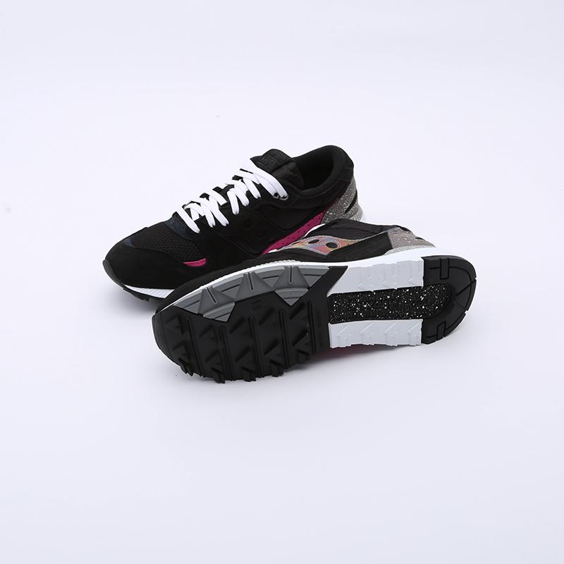 мужские чёрные  кроссовки saucony azura S704942 - цена, описание, фото 8