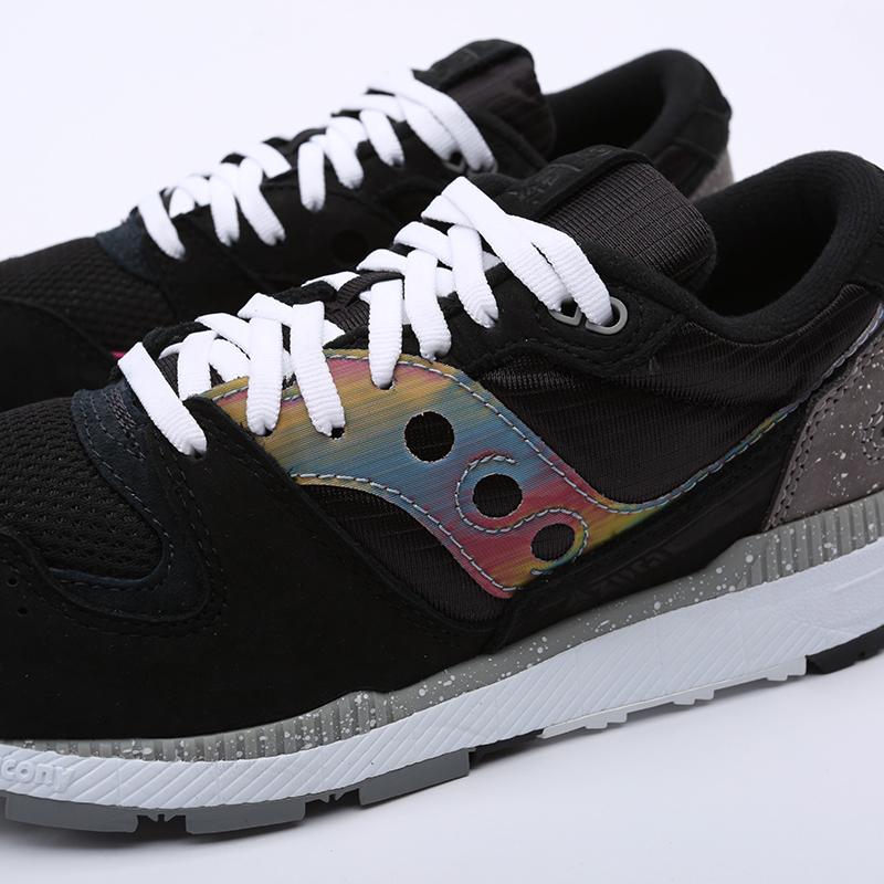 мужские чёрные  кроссовки saucony azura S704942 - цена, описание, фото 7
