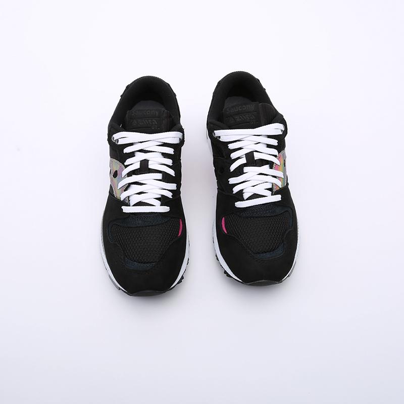 мужские чёрные  кроссовки saucony azura S704942 - цена, описание, фото 9