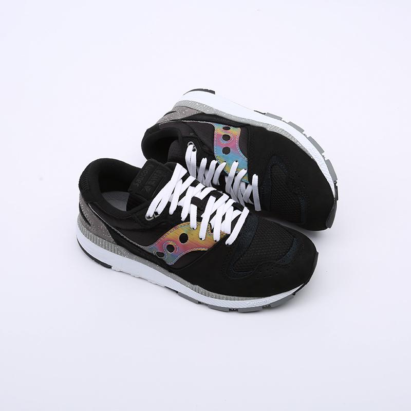 мужские чёрные  кроссовки saucony azura S704942 - цена, описание, фото 3