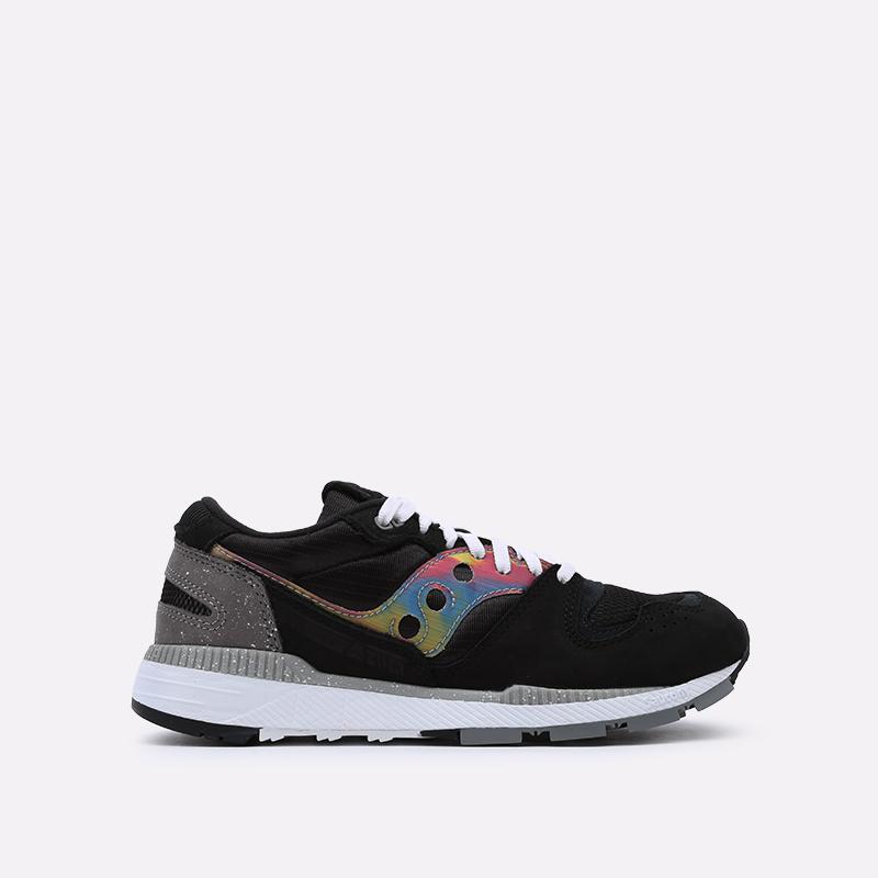 мужские чёрные  кроссовки saucony azura S704942 - цена, описание, фото 1