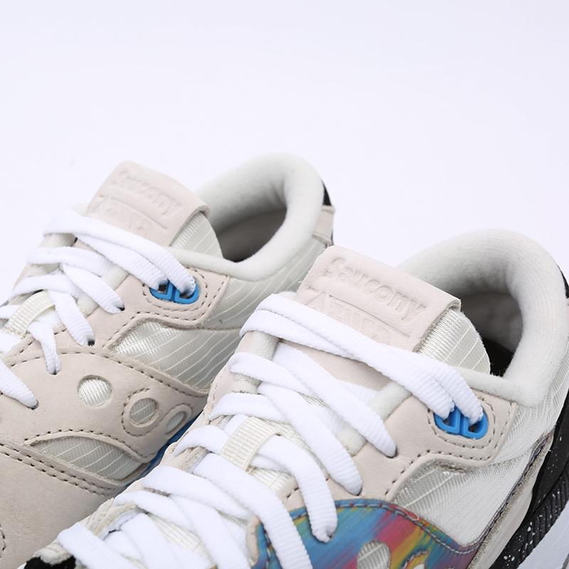 мужские бежевые  кроссовки saucony azura S704941 - цена, описание, фото 7