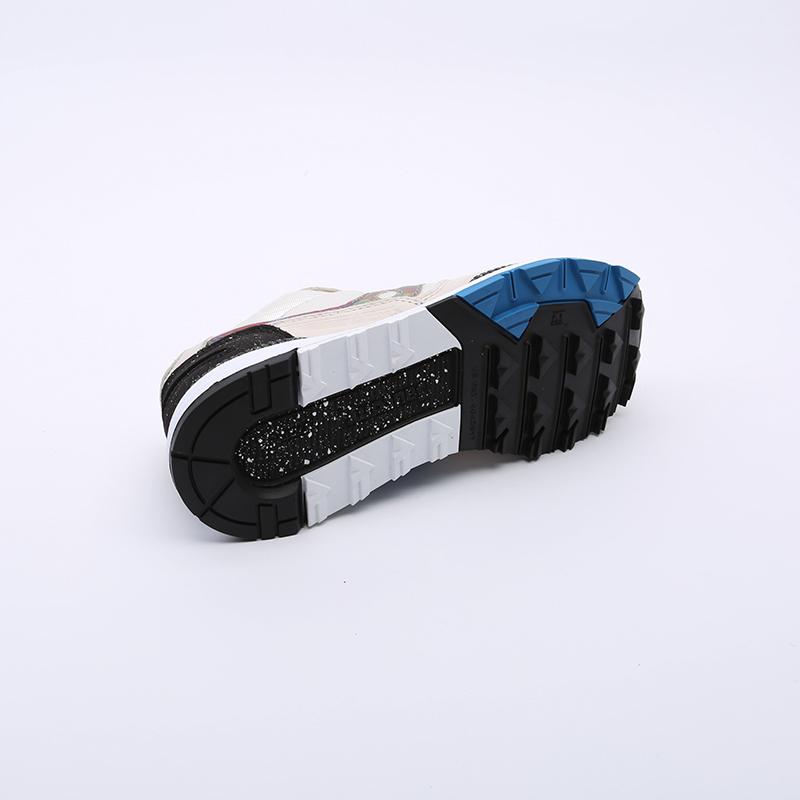 мужские бежевые  кроссовки saucony azura S704941 - цена, описание, фото 4
