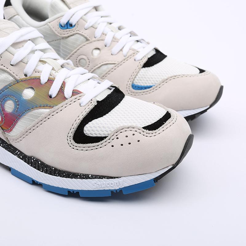 мужские бежевые  кроссовки saucony azura S704941 - цена, описание, фото 6