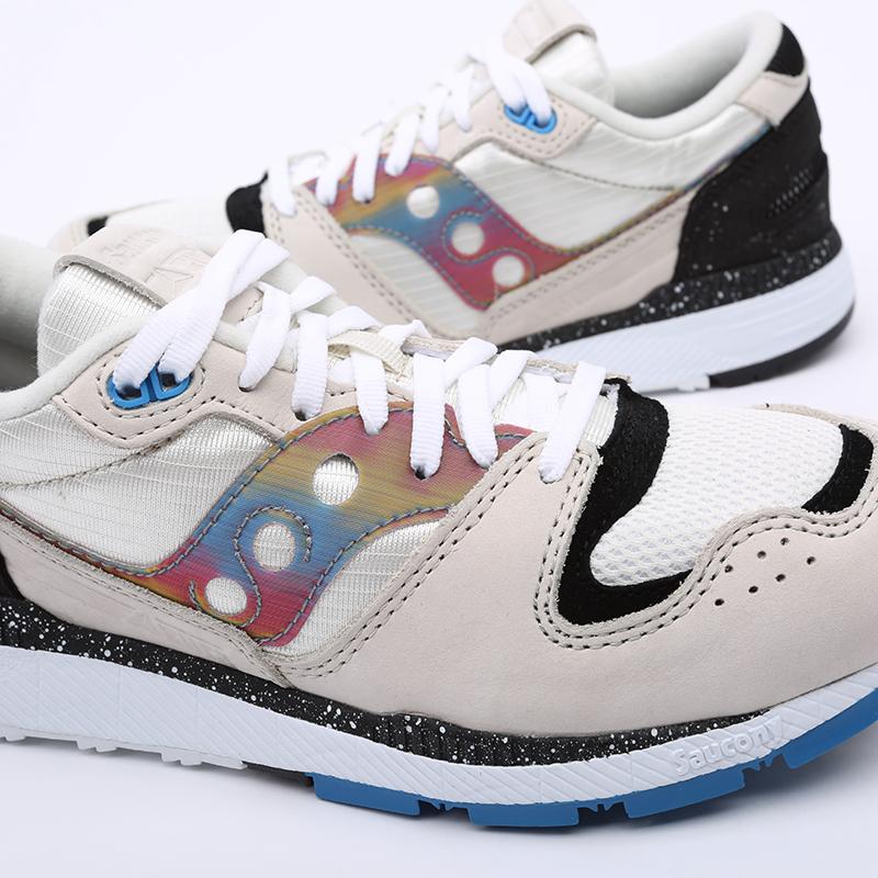мужские бежевые  кроссовки saucony azura S704941 - цена, описание, фото 5