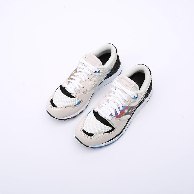 мужские бежевые  кроссовки saucony azura S704941 - цена, описание, фото 9