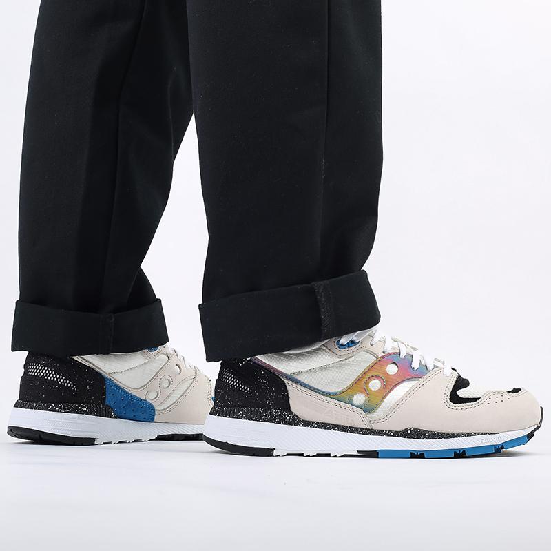мужские бежевые  кроссовки saucony azura S704941 - цена, описание, фото 10