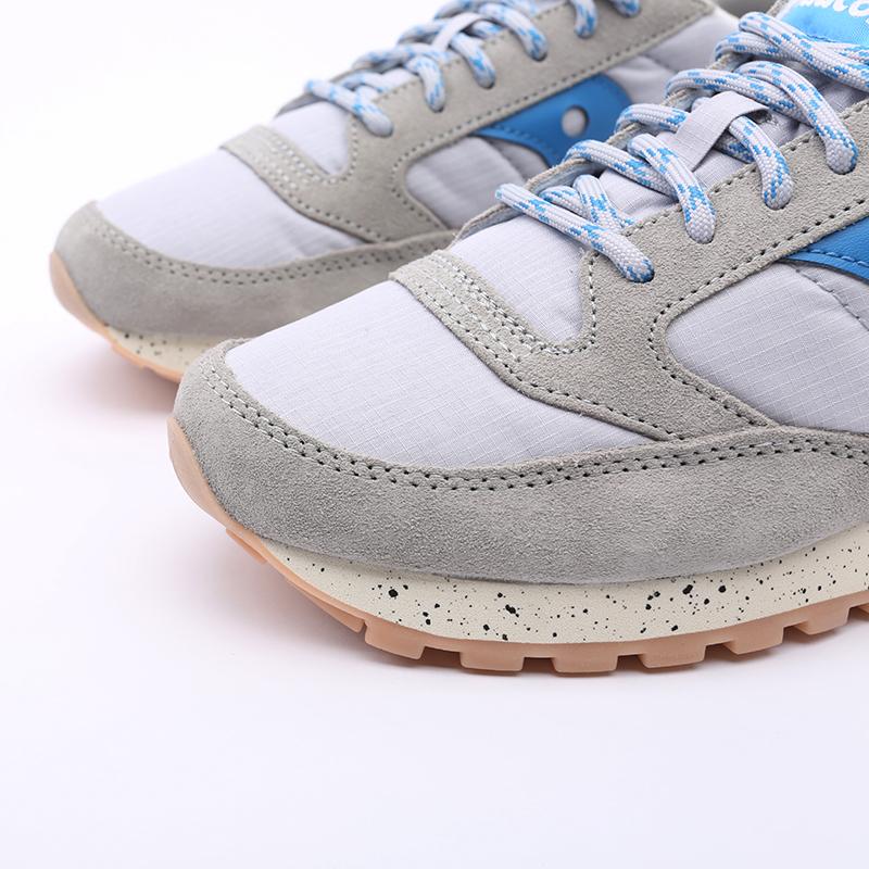 мужские серые  кроссовки saucony jazz original S704636 - цена, описание, фото 7