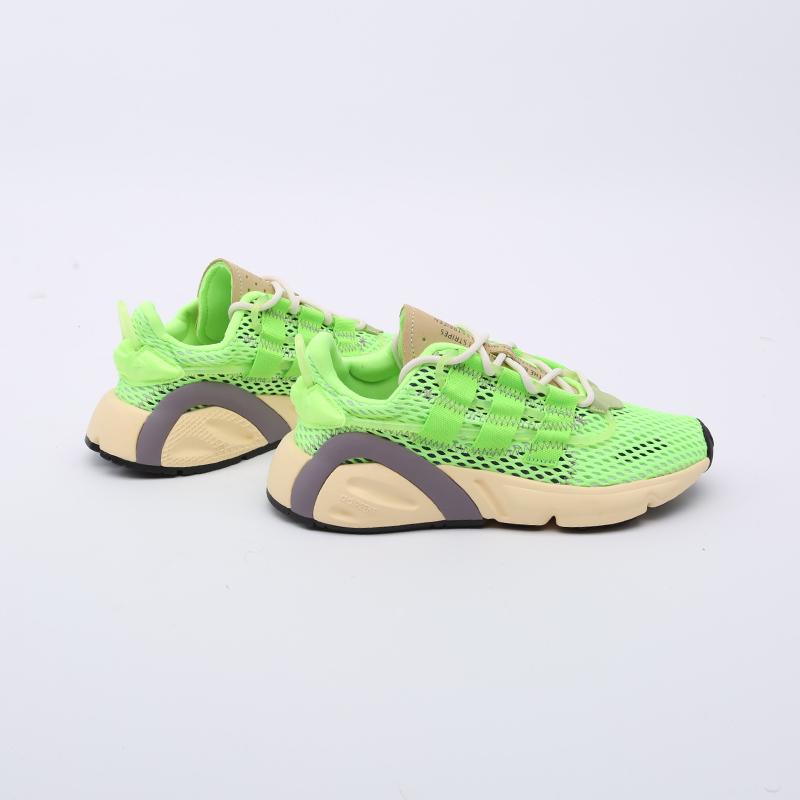 зелёные  кроссовки adidas lxcon EF4279 - цена, описание, фото 2