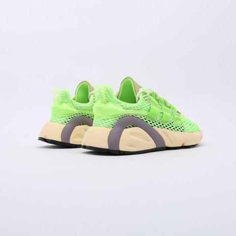 зелёные  кроссовки adidas lxcon EF4279 - цена, описание, фото 3