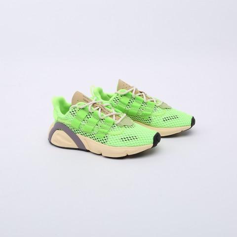 зелёные  кроссовки adidas lxcon EF4279 - цена, описание, фото 4