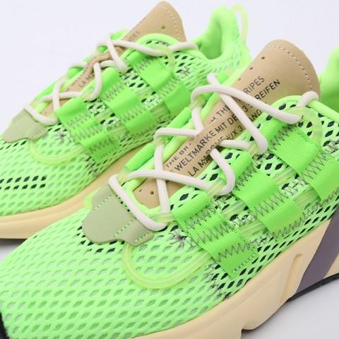 зелёные  кроссовки adidas lxcon EF4279 - цена, описание, фото 8