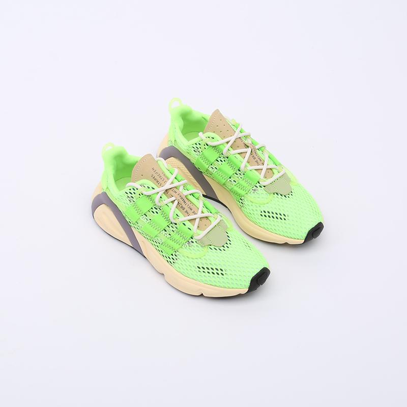 зелёные  кроссовки adidas lxcon EF4279 - цена, описание, фото 5