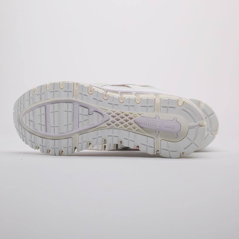 женские белые  кроссовки asics gel-kayano 5 360 1022A173-100 - цена, описание, фото 6