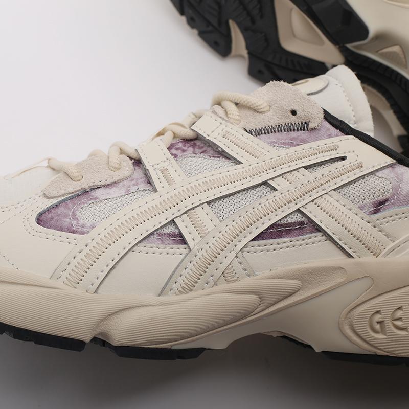 мужские бежевые  кроссовки asics gel-kayano 5 re 1021A411-200 - цена, описание, фото 8