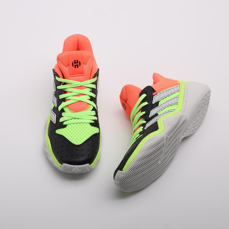 разноцветные  кроссовки adidas harden stepback EF9890 - цена, описание, фото 5