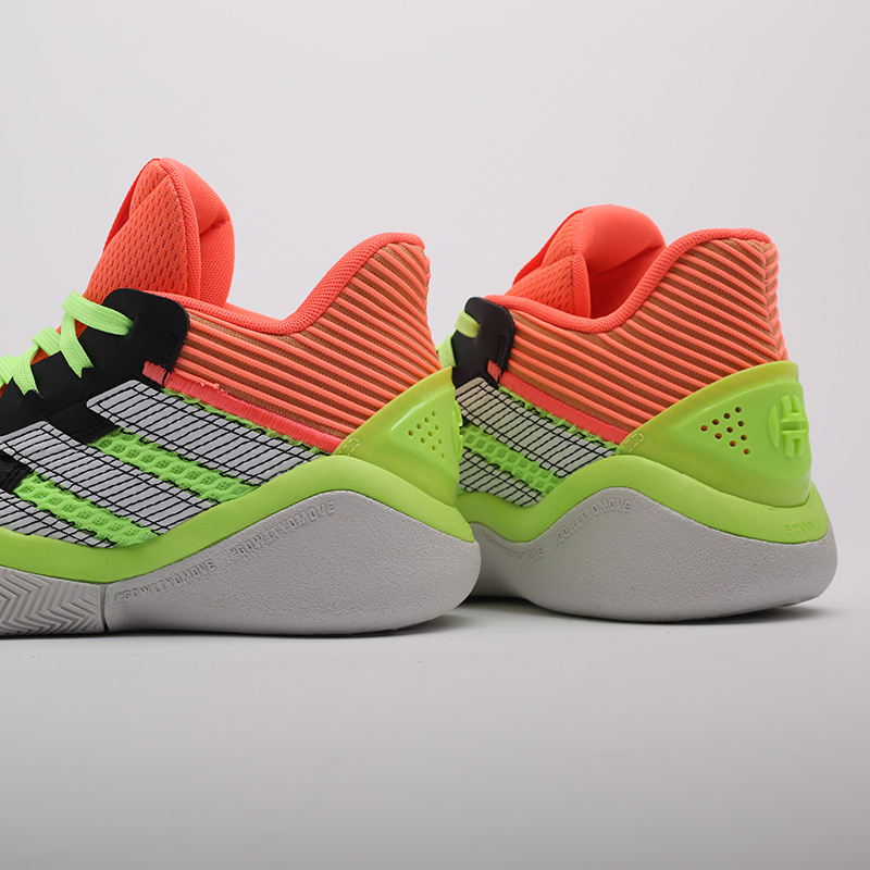 разноцветные  кроссовки adidas harden stepback EF9890 - цена, описание, фото 8