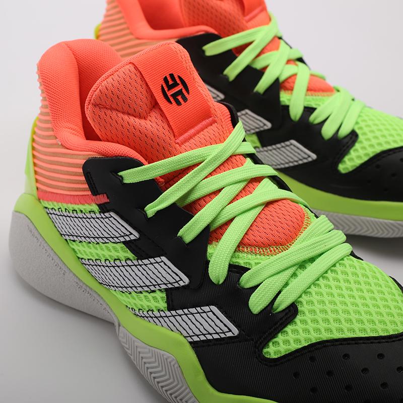 разноцветные  кроссовки adidas harden stepback EF9890 - цена, описание, фото 2