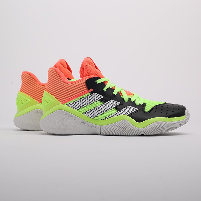 разноцветные  кроссовки adidas harden stepback EF9890 - цена, описание, фото 3