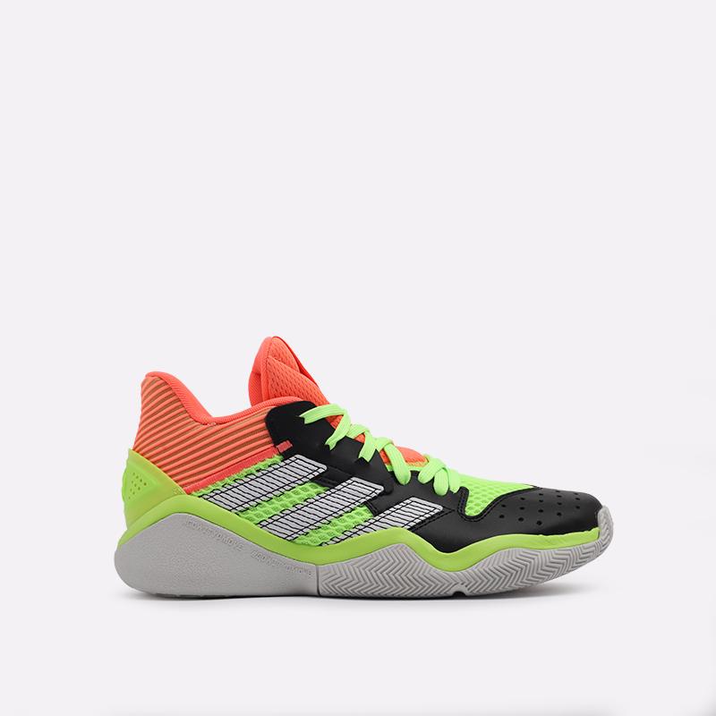 разноцветные  кроссовки adidas harden stepback EF9890 - цена, описание, фото 1