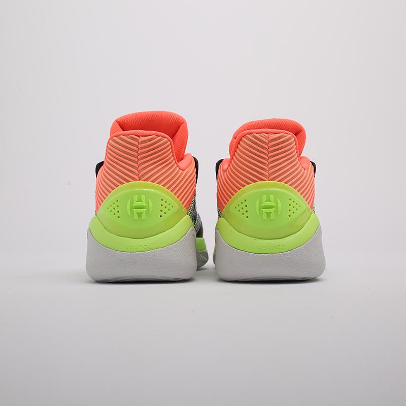 разноцветные  кроссовки adidas harden stepback EF9890 - цена, описание, фото 4