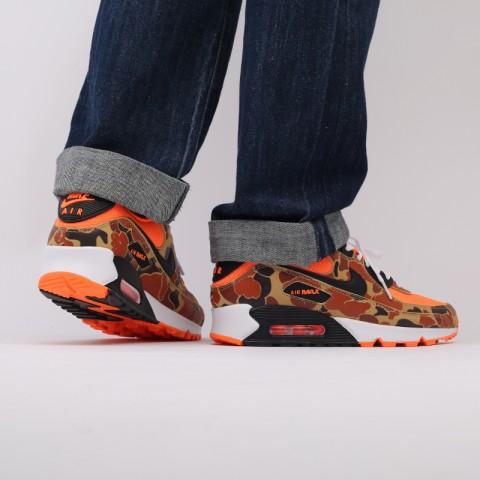 оранжевые  кроссовки nike air max 90 sp CW4039-800 - цена, описание, фото 9