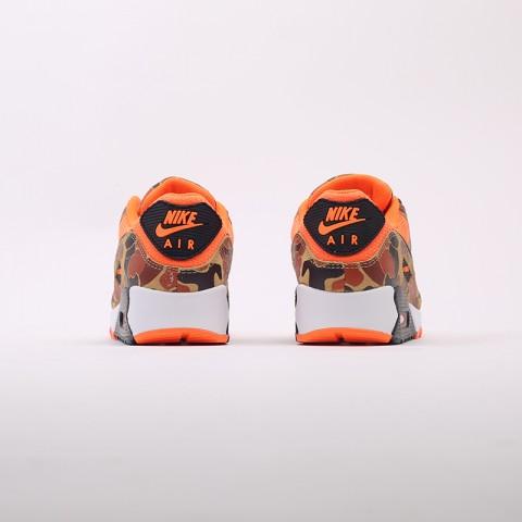 оранжевые  кроссовки nike air max 90 sp CW4039-800 - цена, описание, фото 4