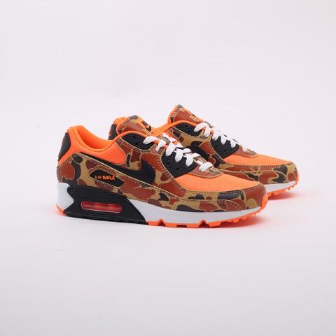 оранжевые  кроссовки nike air max 90 sp CW4039-800 - цена, описание, фото 2