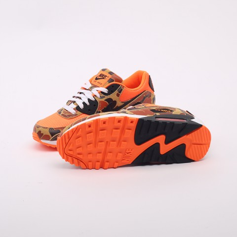оранжевые  кроссовки nike air max 90 sp CW4039-800 - цена, описание, фото 5