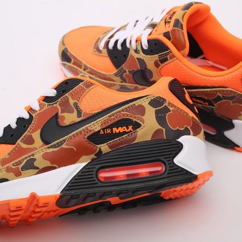 оранжевые  кроссовки nike air max 90 sp CW4039-800 - цена, описание, фото 6