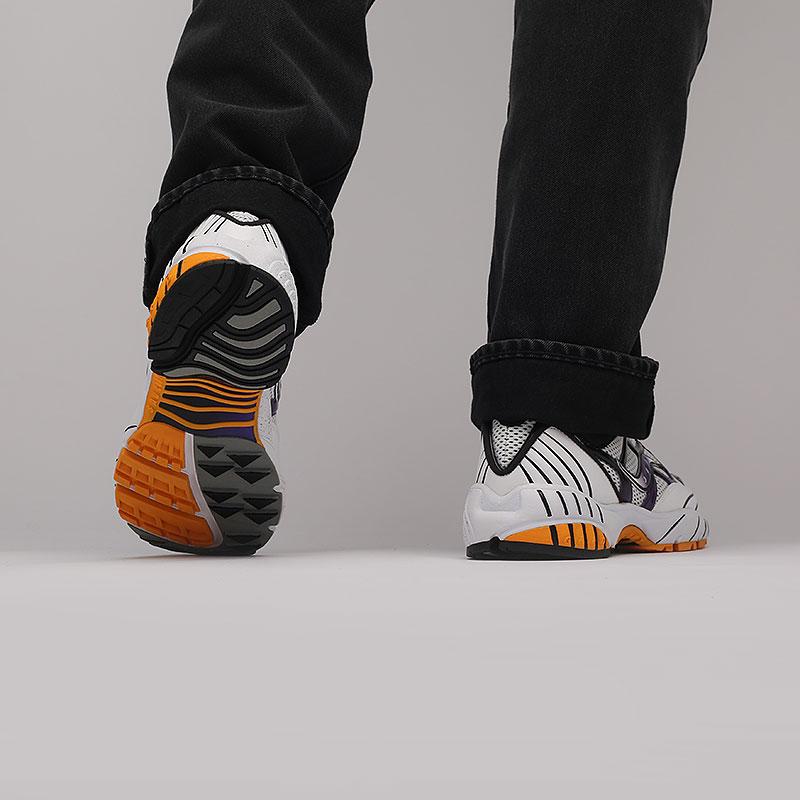 мужские белые  кроссовки saucony grid web S704665 - цена, описание, фото 10