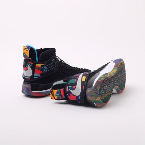 мужские чёрные  кроссовки nike air zoom unvrs flyease CQ6422-001 - цена, описание, фото 5