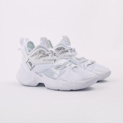 женские белые  кроссовки jordan why not zero.3 (gs) CD5804-103 - цена, описание, фото 3