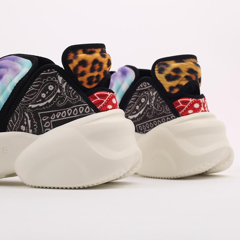женские разноцветные  кроссовки nike wmns aqua rift CW2624-101 - цена, описание, фото 6