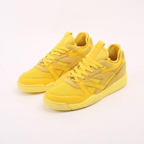 мужские жёлтые  кроссовки diadora d.elite paura DR501176392-yellow utilit - цена, описание, фото 5