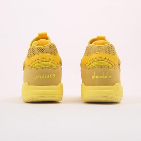 мужские жёлтые  кроссовки diadora d.elite paura DR501176392-yellow utilit - цена, описание, фото 4