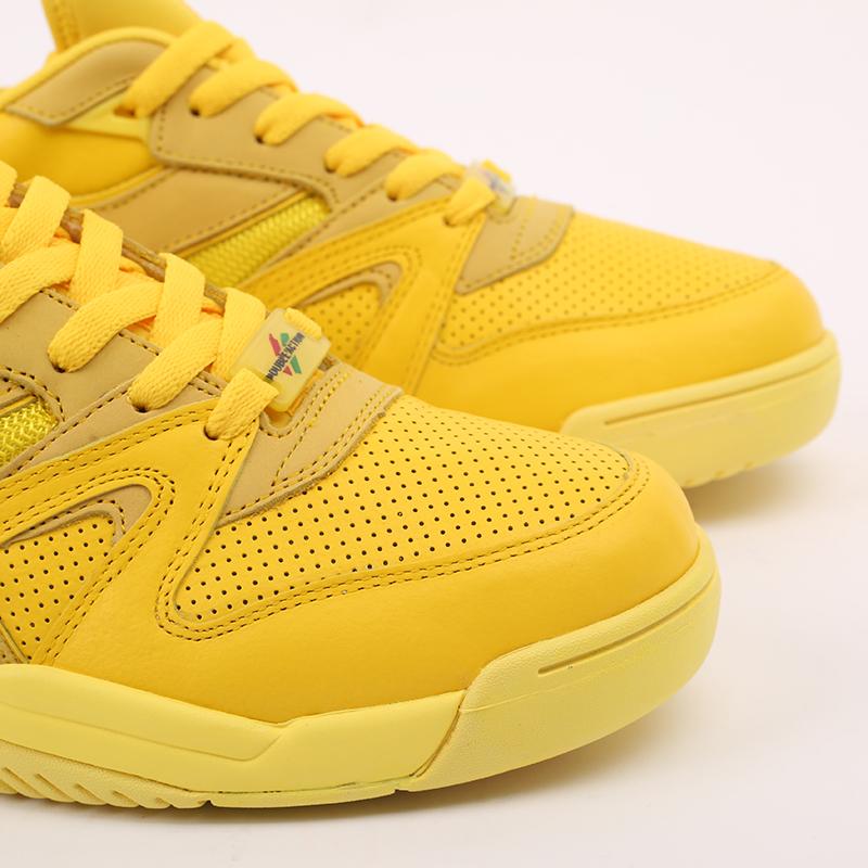 мужские жёлтые  кроссовки diadora d.elite paura DR501176392-yellow utilit - цена, описание, фото 6