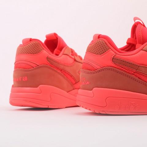 мужские красные  кроссовки diadora d.elite paura DR501176392-red fluo - цена, описание, фото 4