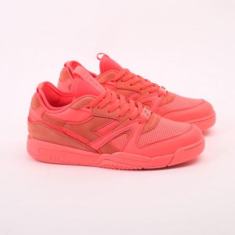 мужские красные  кроссовки diadora d.elite paura DR501176392-red fluo - цена, описание, фото 2