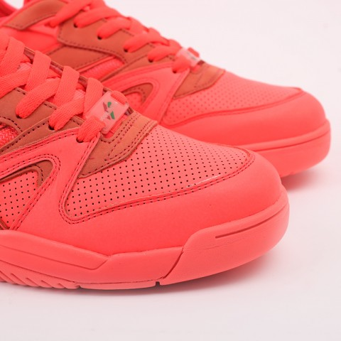 мужские красные  кроссовки diadora d.elite paura DR501176392-red fluo - цена, описание, фото 5