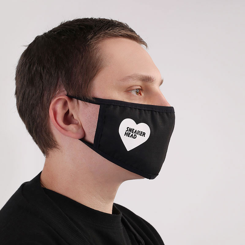 черную  маска sneakerhead white mask Sneakerhead-white - цена, описание, фото 1