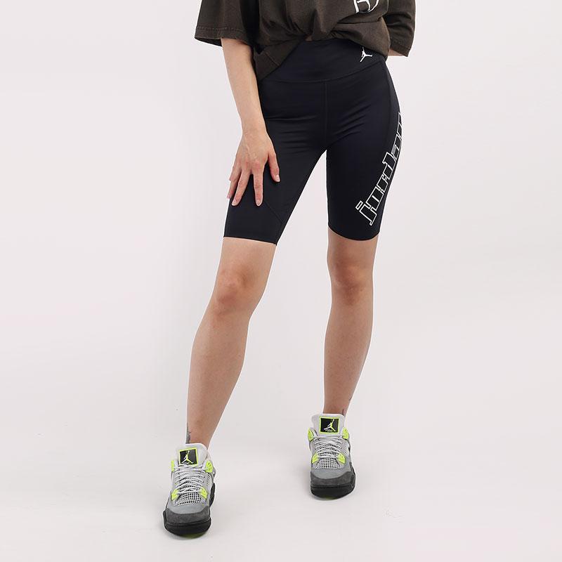 черные  шорты jordan moto bike shorts CU4183-011 - цена, описание, фото 1