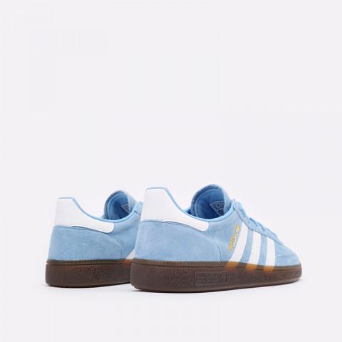 голубые  кроссовки adidas handball spezial BD7632 - цена, описание, фото 5
